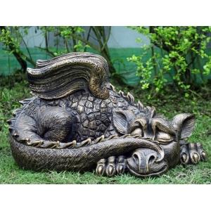 Sleeping Dragon Bronze