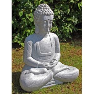Meditating Buddha Granite