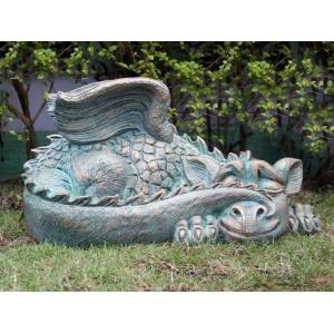 Sleeping Dragon Verdigris