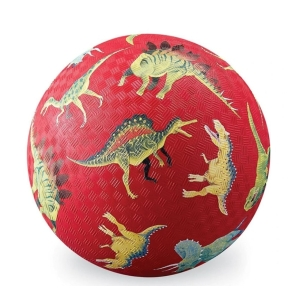 Play Ball Red Dinosaur