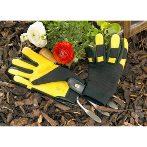 Gold Leaf Soft Touch Gents Gardening Gloves