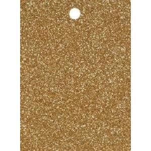 5 Tags Glitter Gold
