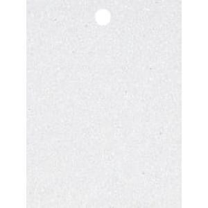 5 Tags Glitter White
