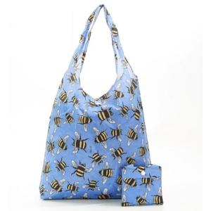 Blue Bees Shopper