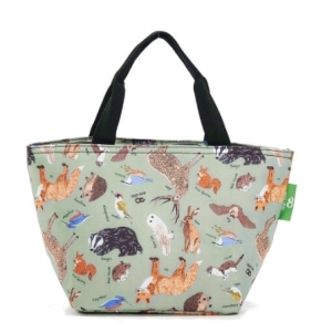Olive Woodland Lunch Bag