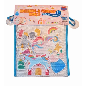 Bath Stickers Fantasy World Unicorn