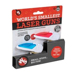Worlds Smallest Laser Guns