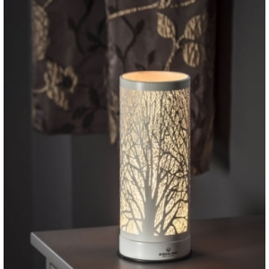 Aroma Touch Lamp White