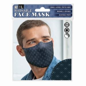 Face Mask Dark Diamond