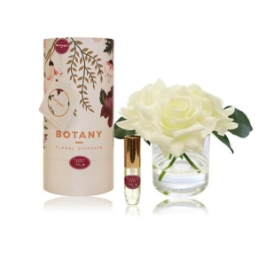 Botany 3 Rose Diff Bouquet White Rose