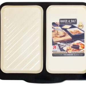 Baker And Salt Dual Oven Tray