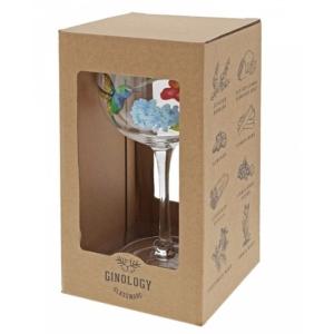 Hummingbird Copa Glass