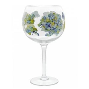 Hydrangea Copa Glass