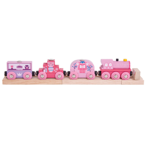 Bigjigs Rail Princess Train