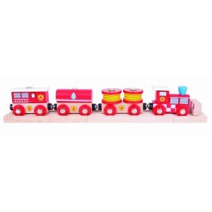 Fire And Rescue Train