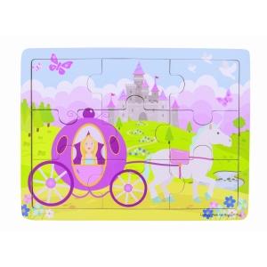 Tray Puzzle Princess