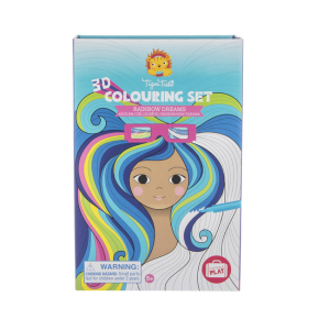 3D Colouring Sets Rainbow Dreams