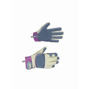 Ladies Leather Palm Glove
