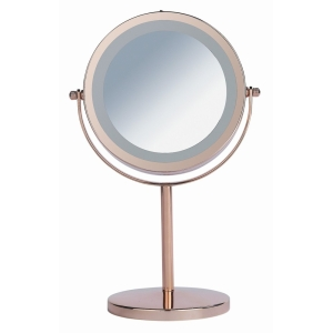 Led Chrome Lighted Mirror