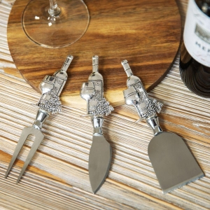 Chees Knife Gift Set Wine