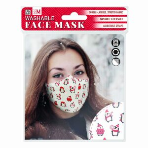 Face Mask Penguins