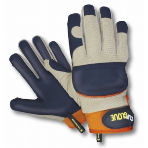 Mens Leather Palm Glove