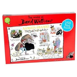 David Walliams Gangsta Granny Puzzle