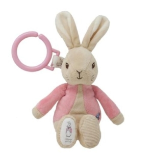 Flopsy Jiggle Attachable Toy