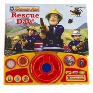 Fireman Sam Steering Wheel Sound