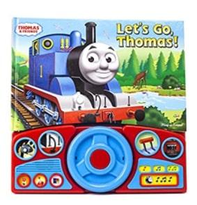 Lets Go Thomas Steering Wheel Sound