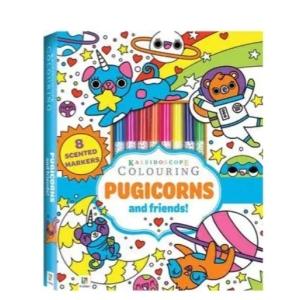 Colouring Kits Pugicorns