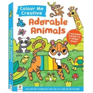 Colouring Kits Adorable Animals