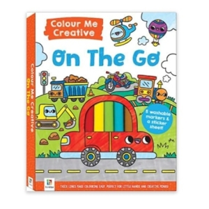Colouring Kits On The Go