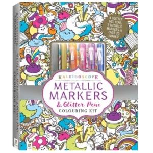 Colouring Kit Metallic