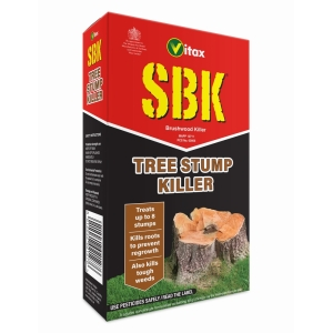 SBK Tree Stump Killer  250ml concentrate