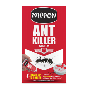 Nippon Ant Control System 2 traps +25g