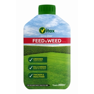 Green Up Lawn Care Feed + Weed  200sqm