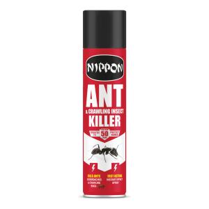 Nippon Ant + Crawling Insect Aerosol 300ml