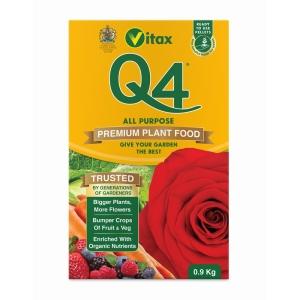 Vitax Q4  0.9kg box