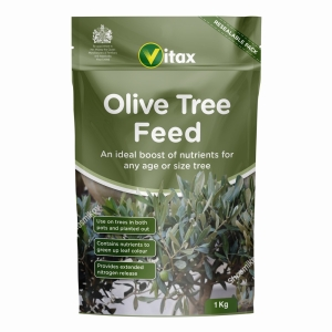 Olive Tree Feed Pouch  0.9kg