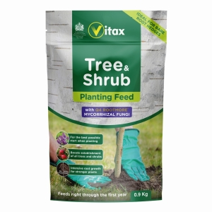 Tree + Shrub Feed Pouch  0.9kg