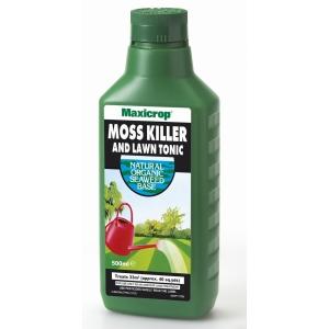 Maxicrop Moss Killer + Lawn Tonic 500ml