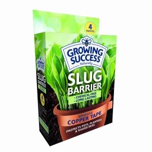 GS Slug Barrier Copper Tape