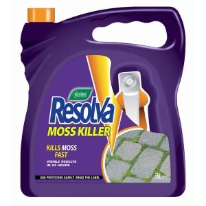 Resolva Rtu Moss Killer