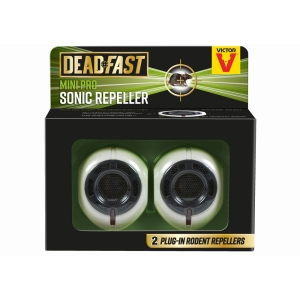 Df Mini Pro Sonic Repeller Twin Pack