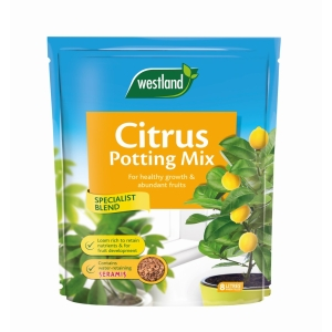 Citrus Potting Mix With Ceramis