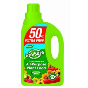 Grosure Enrichedplant Food + 50%