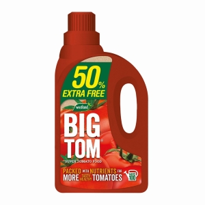 BIG TOM Super Tomato Food + 50% Extra Free