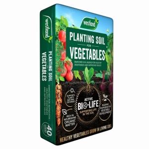 Bio life Planting Soil for vegetables