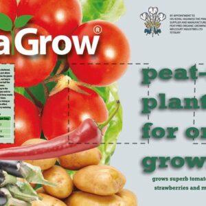 SylvaGrow Organic Planter 45L